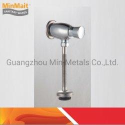 An der Wand befestigter Verspätung-leerendes Ventil-Toiletten-Druckknopf Mh-5105-350+40