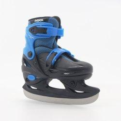 ODM Hardboot ajustable para principiantes Ice Skate patinaje divertido para niñas