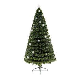7FT Árvore de Natal Fibra Ótica Árvore de Natal de alta qualidade, Árvore de Natal um ornamento