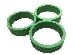고품질 CNC 맞춤형 화이트 블랙 나일론 PA 6 플라스틱 평면 와셔