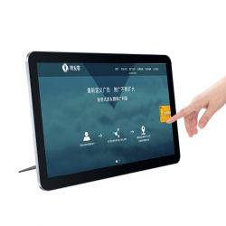 15,6 Zoll kapazitiver Touchscreen Android Tablet PC/Open Frame LED-Touchscreen-Bildschirm PC-Monitor