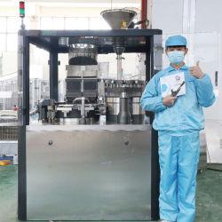 Njp 3800 고속 완전 자동 의약품 분말 과립 펠렛 00 하드 젤라틴 캡슐 충전 메이킹 머신