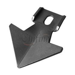 moldeo de precisión personalizado para la carretilla piezas de repuesto parte