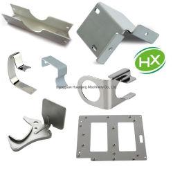 La precisión de mecanizado CNC personalizada OEM partes, piezas de corte por láser, doblando las piezas de estampación