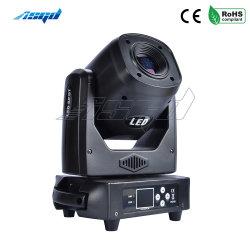 Spot LED 100W éclairage de scène le déplacement de la tête de lavage 14 gobos DJ Mariage des feux