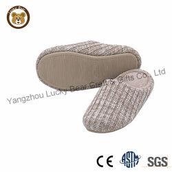 أحذية مريحة داخلية وخارجية محلقة من القطن المغلق شباشب