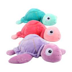 卸し売り新しい海の動物の柔らかいぬいぐるみのトータスのかわいい枕プラシ 人形のおもちゃ