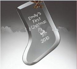 Christmas Crystal Gift