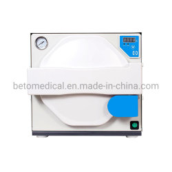 18L LED 디지털 디스플레이 클래스 N 고압 증기 살균 테이블 상판 압력 증기 소독기
