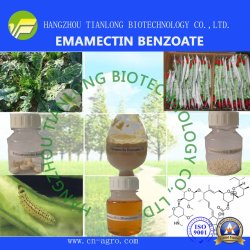 L'emamectin benzoate (70%80%TC, TC, 1,9%ce, 2.15%CE, 5%CE, 5%WSG)