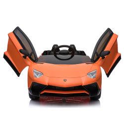 Los niños de la batería del motor al aire libre juguetes coches del vehículo eléctrico con mando a distancia