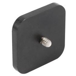 Rondella piatta in gomma NBR personalizzata nera Sxan con vite