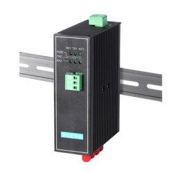 Rail DIN Multi-Drop du bus Can Bus répétiteur à fibre optique