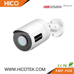 Hikvision протокола P2p 4K 8MP Sony с разрешением 5 МП UHD CCTV IP-Poe водонепроницаемая наружная камера видеонаблюдения NVR Humanoid обнаружения