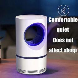 充電電池USB制御電球携帯用LEDのカの屋内屋外の学校オフィスの寝室のための反発するはえのキラー