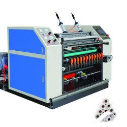 Fd-900 Coreless POS ATM тепловой рулона бумаги рассечение перемотку назад машины с автоматической загрузки ядра ломтики перематывающего устройства