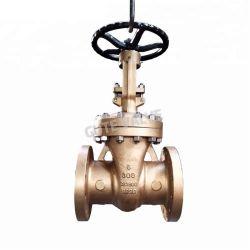 Bronzen-/Kohlenstoffstahl-Edelstahl-flexibler Keil-Absperrschieber