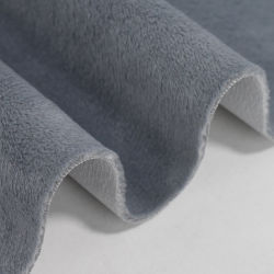 Tejido de poliéster Forro Polar pegado con el TPU/Shell compuesto de tejido de prendas de vestir traje ropa Textil