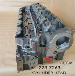 엔진 C18 C15용 실린더 헤드 223-7263