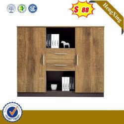Современная мебель 2 выдвижных ящиков управления книжный шкаф для хранения