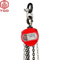 Blocco catena del marchio di alta qualità 1 ton 3 metri Hz con Parte di Bering