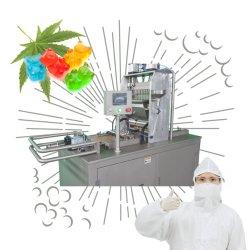 Small Jelly/Gummy Bear Candy machine Line met Factory Soft Candy Prijs productielijn