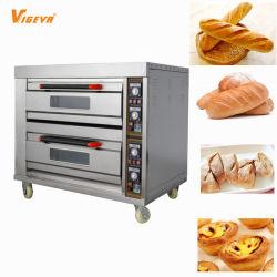 Commercial Electric 1 2 3 Deck oven Baking Cake Bakkerij Machines Bakkerijapparatuur brood brood gas Pizza Ovens Horno