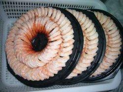 Camarones congelados, Vannamei Camarón Camarón blanco