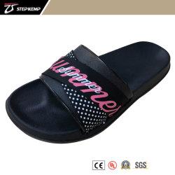 Sandalo di estate di alta qualità per pistone molle 5335 della trasparenza di EVA donne/degli uomini