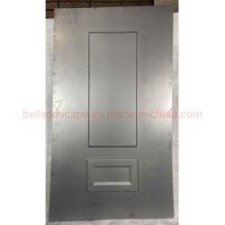 Квартира металлические Огнеупорные двери стальные панели управления нажат нажмите кожи