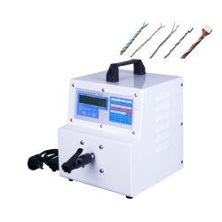 Collier de serrage de la machine automatique de l'échouage de fil paire du câble de torsion