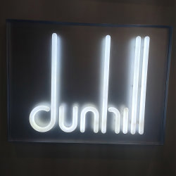 점화한 주문품 LED 3D Wholelit 아크릴 플라스틱은 편지를 서명한다