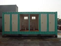 Mobiler Toiletten-Badezimmer-Behälter für Haus oder Büro