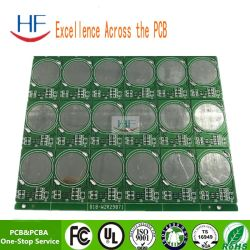 Die Hersteller, die auf die Produktion der hohe Präzision Schaltkarte-Qualitätssicherung sich spezialisieren, können 1-20 Schichten Sackloch gedruckte Schaltkarte tun