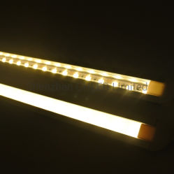 1707 алюминиевый профиль экструзионный светодиодный индикатор линейного перемещения с SMD2835/3528/5050/3838 LED гибкая система освещения газа
