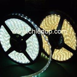 シングルカラー 3528SMD IP67 シリコンチューブ、防水、ウォームホワイト、 2700K 3000k フレキシブル LED ストリップ