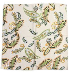 Dame-multi Farben-Satinbandana-Qualitäts-Frauen-quadratisches Schal-Stutzen-Haar-kleines Silk Halstuch
