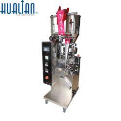Мешок для упаковки формирование герметичность заполнения продовольственной упаковочные машины