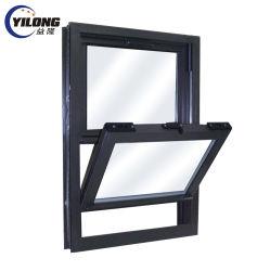 Finestra d'angolo di alluminio della rottura termica di vetro insonorizzata