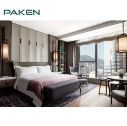hecho personalizado 5 estrellas moderno y lujoso hotel moderno, muebles para dormitorio establecido