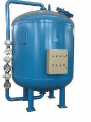 冷却水のリサイクル用マルチメディアフィルタ