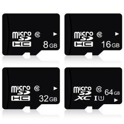 100% de la pleine capacité stable, 32 Go de la classe 10 cartes Microsd pour les téléphones mobiles le commerce de gros Prix d'usine