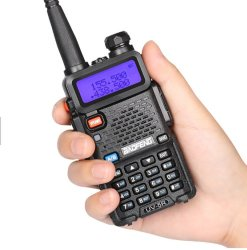 UV Baofeng-5r un talkie-walkie 5W 128CH Ham Radio