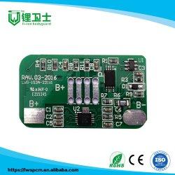Smart Communication 1S 3,7 V 18650 Carte de circuit imprimé de la batterie avec bq 27000
