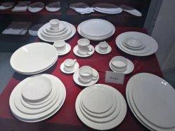 最もよい価格の白いディナー・ウェアまたは白い磁器のディナー・ウェアの卸し売りか最もよい磁器のディナー・ウェアセット