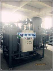 Aspirateur pour nettoyer la machine de purificateur d'huile haute teneur en huile de la turbine de déchets de l'eau