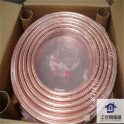 Alimentation en eau et le drainage de cuivre Lwc Bobinage horizontale (ordinaire) tuyau en cuivre