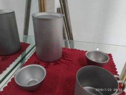 Vide de titane Customilized Sport Cup