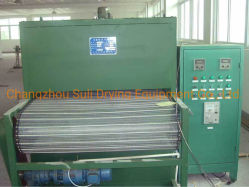 Dw Mesh-Belt cinta tira verduras vegetales de secado de pelo la máquina