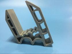 PVC-Profile und -Rohre aus Kunststoff und Fenster